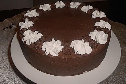 Amaretto - Trüffel - Sahne - Torte 7