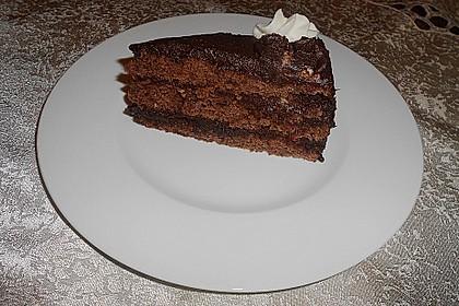Amaretto - Trüffel - Sahne - Torte 13