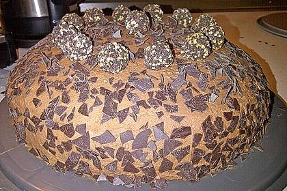 Amaretto - Trüffel - Sahne - Torte 2