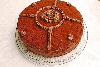 Amaretto - Trüffel - Sahne - Torte 5
