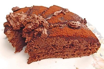 Amaretto - Trüffel - Sahne - Torte 9