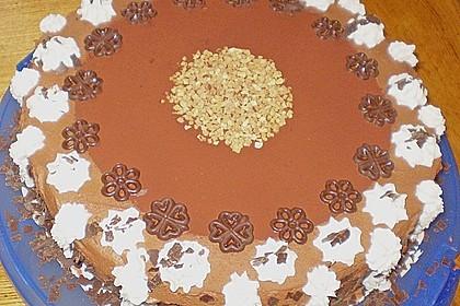 Amaretto - Trüffel - Sahne - Torte 10