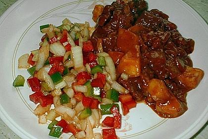 Rindfleisch orientalisch 6