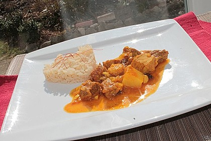 Rindfleisch orientalisch 10