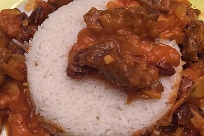 Rindfleisch orientalisch 9