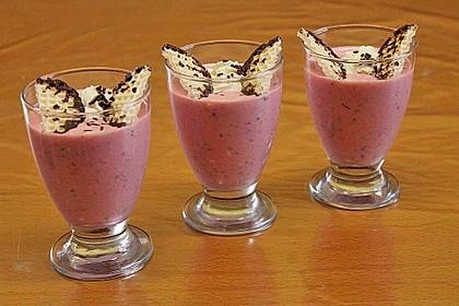 Calisto´s Erdbeercreme 5