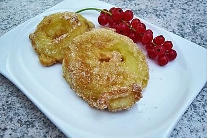 Apfelküchlein mit Zimtzucker 1