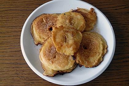 Apfelküchlein mit Zimtzucker 10