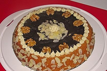 Mallorquinischer Mandelkuchen 12