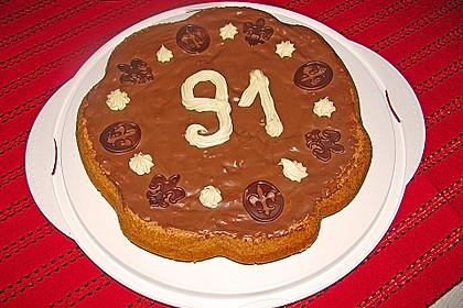 Mallorquinischer Mandelkuchen 23