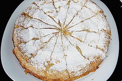 Mallorquinischer Mandelkuchen 15