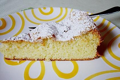 Mallorquinischer Mandelkuchen 5