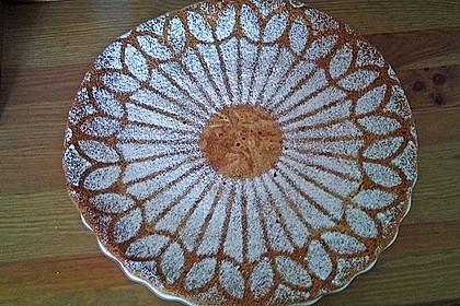 Mallorquinischer Mandelkuchen 20