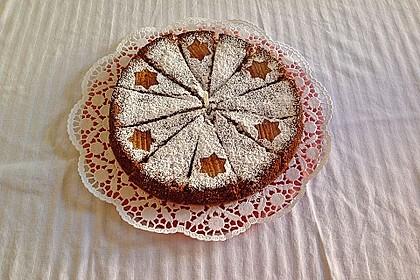 Mallorquinischer Mandelkuchen 6