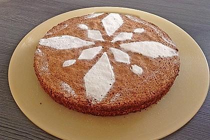Mallorquinischer Mandelkuchen 10