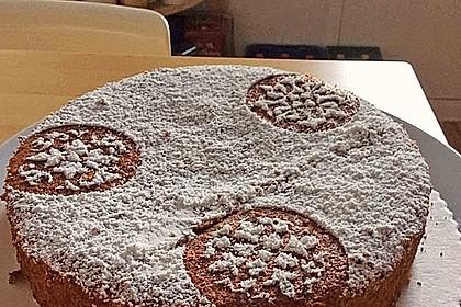 Mallorquinischer Mandelkuchen 22