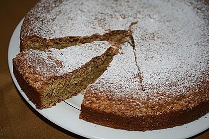 Mallorquinischer Mandelkuchen 2