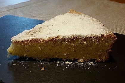 Mallorquinischer Mandelkuchen 27