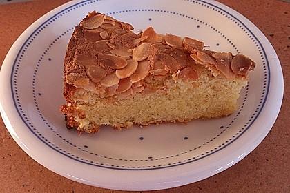 Mallorquinischer Mandelkuchen 7