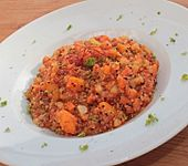 Kürbis-Quinoa-Topf
