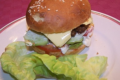 Hamburger de luxe 15