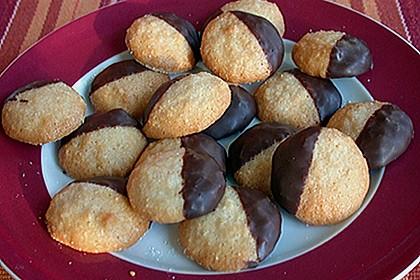 Lübecker Marzipan - Kokos - Makronen 1