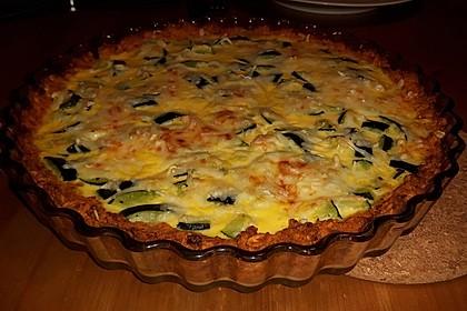 Linsen - Zucchini - Tarte 23
