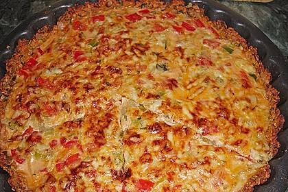 Linsen - Zucchini - Tarte 19
