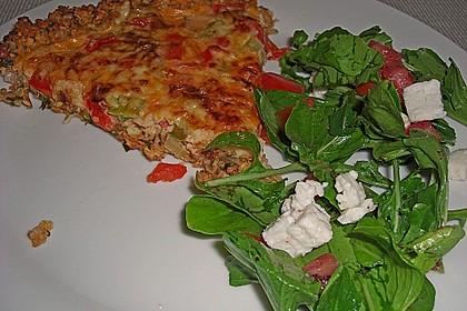 Linsen - Zucchini - Tarte 15
