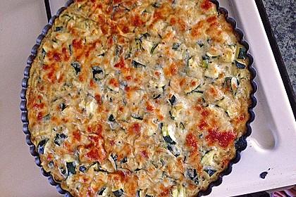 Linsen - Zucchini - Tarte 25