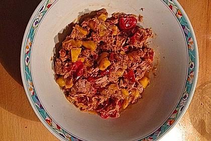Thunfisch - Mango - Salat 0