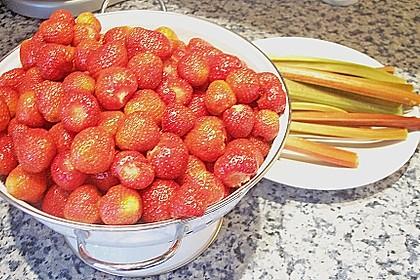 Erdbeer - Rhabarber - Marmelade 22