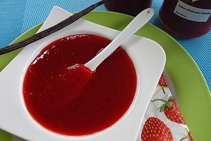 Erdbeer - Rhabarber - Marmelade 3
