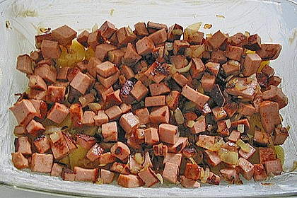 Kartoffel - Bohnen - Auflauf 5