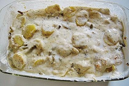 Kartoffel - Bohnen - Auflauf 4