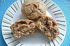 Walnuss - Ahornsirup - Muffins