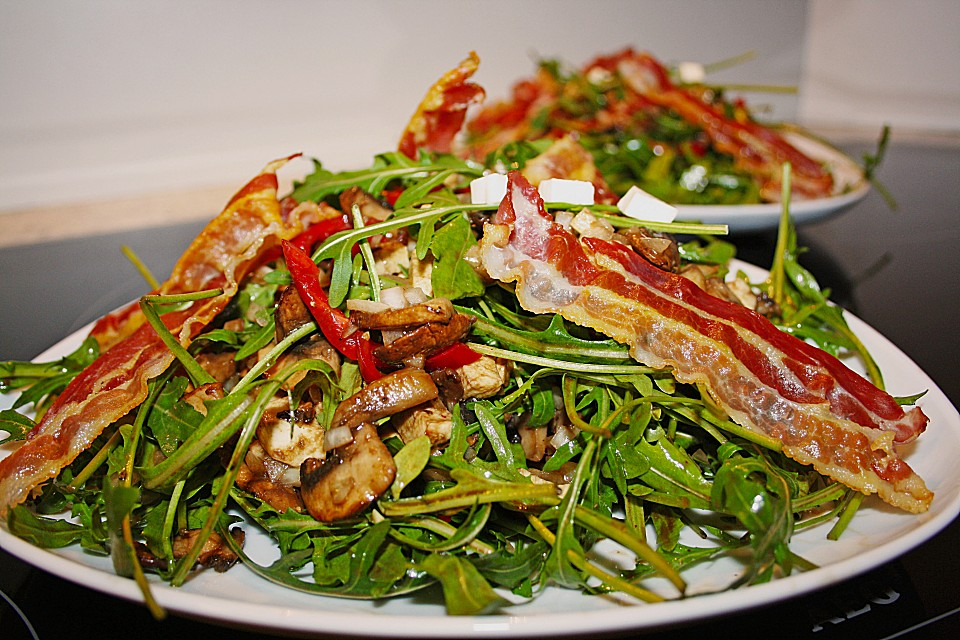 Salat rezept rucola