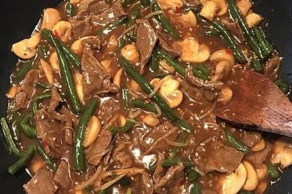 Kon - Pao Sauce, chinesische pikante Sauce 4