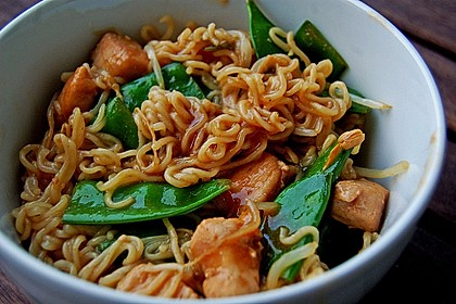 Kon - Pao Sauce, chinesische pikante Sauce