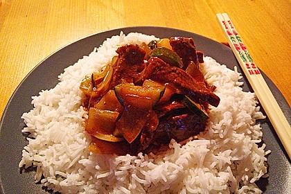 Kon - Pao Sauce, chinesische pikante Sauce 7