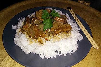 Kon - Pao Sauce, chinesische pikante Sauce 3