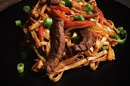 Kon - Pao Sauce, chinesische pikante Sauce 5