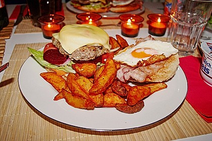 Aussie - Burger