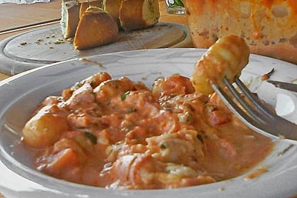 Gnocchi - Auflauf mit Tomate und Mozzarella 45