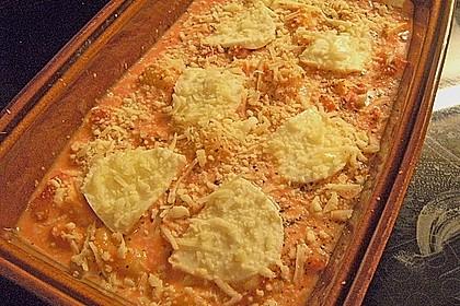 Gnocchi - Auflauf mit Tomate und Mozzarella 56