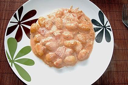 Gnocchi - Auflauf mit Tomate und Mozzarella 43