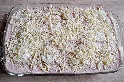 Gnocchi - Auflauf mit Tomate und Mozzarella 62