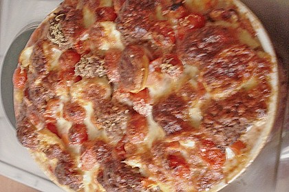 Gnocchi - Auflauf mit Tomate und Mozzarella 78