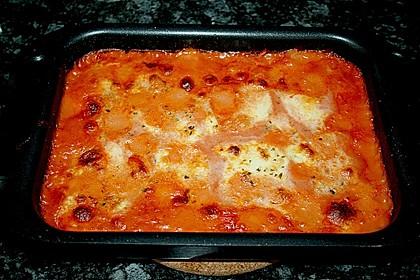 Gnocchi - Auflauf mit Tomate und Mozzarella 26