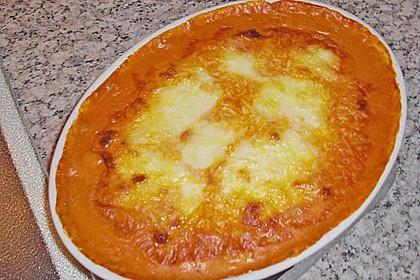Gnocchi - Auflauf mit Tomate und Mozzarella 74